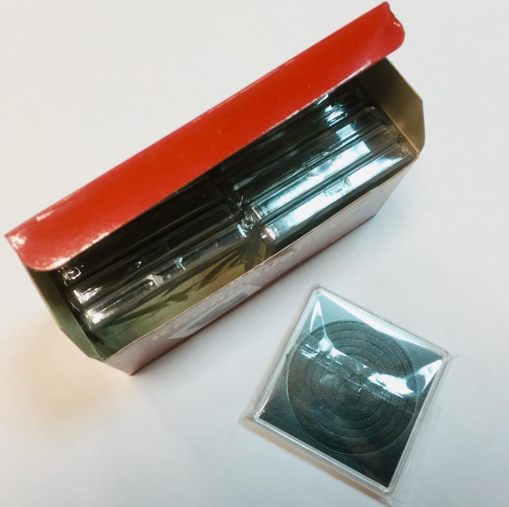 Универсальные квадрокапсулы для монет (QA) - 2