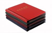 Альбом PCCB для 60 монет в холдерах (красный) - 3