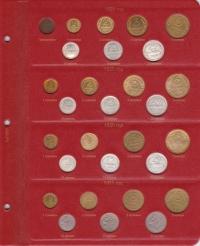 Альбом для монет РСФСР и СССР регулярного чекана 1921 - 1957 гг. - 3
