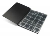 Альбом PCCB для 200 монет в холдерах (синий) - 1