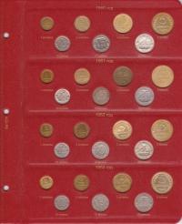Альбом для монет РСФСР и СССР регулярного чекана 1921 - 1957 гг. - 8